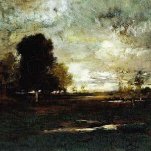 Alexander Helwig Wyant – Early Autumn