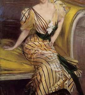 Boldini, Giovanni(Italy): Portrait of Madame Josephina Alvear de Errazuriz