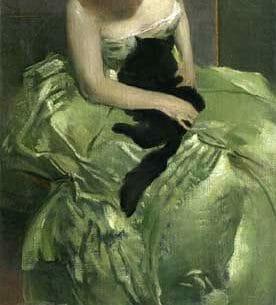 Alexander, John White(USA) – The Green Dress