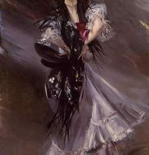 Boldini, Giovanni(Italy) – The Spanish Dancer Oil Painting Reproductions