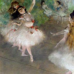 Degas, Edgar – Dancers Oil Painting Reproductions