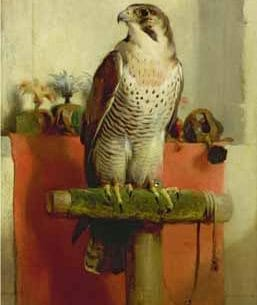 Edwin Henry Landseer – Falcon Oil Painting Reproductions
