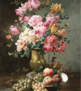 Alfred Godchaux – The Flowers and Fruits of Summer