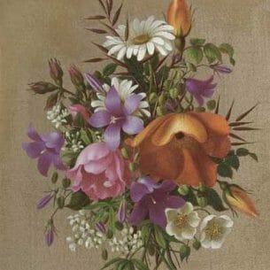 Adelheid Dietrich – A Summer Bouquet