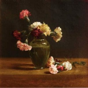 Charles Ethan Porter – Carnations Oil Painting Reproductions