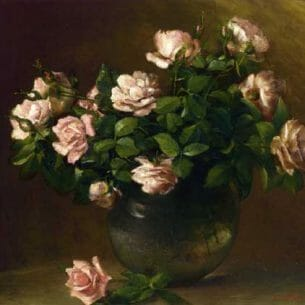 Charles Ethan Porter – Roses Oil Painting Reproductions