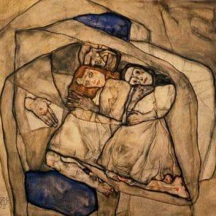 Egon Schiele – Conversion Oil Painting Reproductions