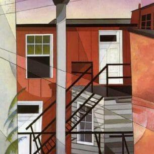 Charles Demuth – Modern Convenience