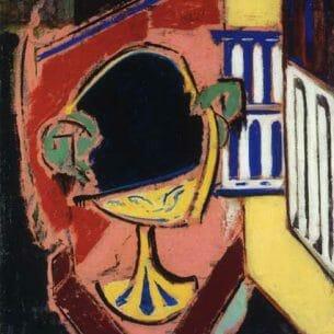 Alfred Henry Maurer – Brass Bowl
