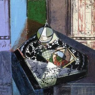 Alfred Henry Maurer – Still Life with Cup